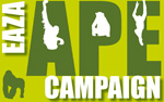 EAZA Ape Campaign logo