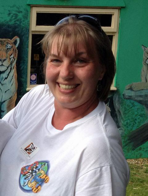 Jane Taylor - SWCC trustee